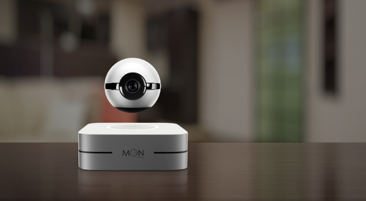The Moon is an all-seeing, levitating robotic eyeball that can control your home [Update]