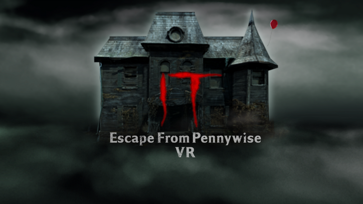 Just in time for Halloween, Warner Bros. has released 'IT: Escape from Pennywise VR'