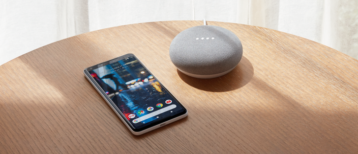 Google Home Mini codes for Pixel 2 pre-orders will be sent within 4 weeks of the phone shipping