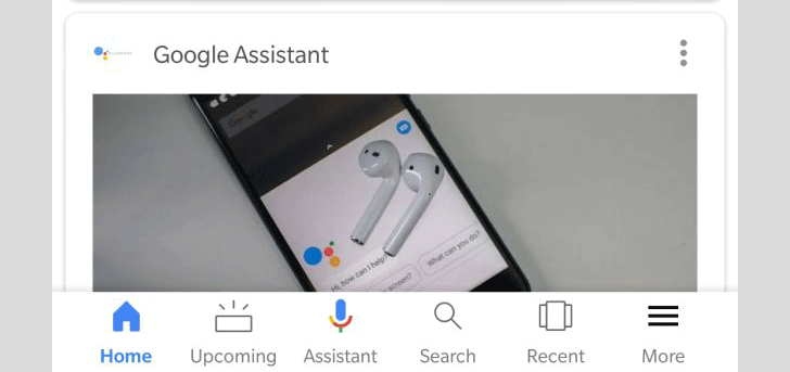 Redesigned Google app UI could arrive with new Pixels, including bottom navigation bar and dedicated Lens button