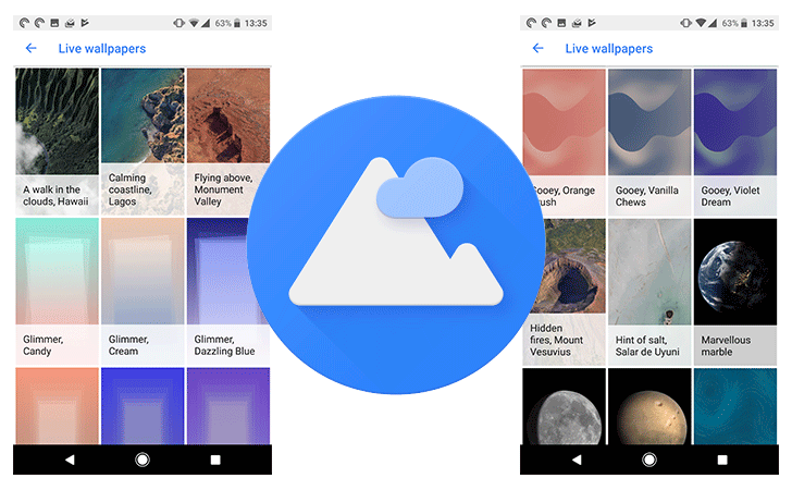 Get The New Pixel 2 Live Wallpapers On Any Android Device Apk Download