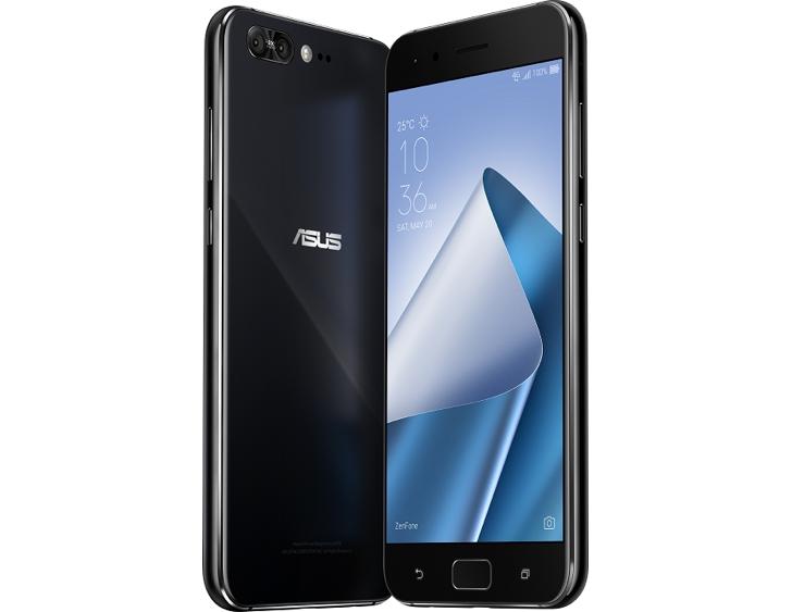 ASUS announces the ZenFone 4 Pro, ZenFone 4, and ZenFone 4 Max for North America