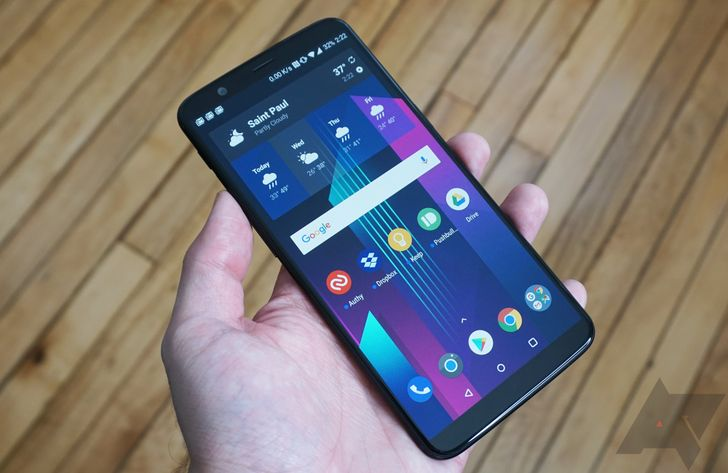 OnePlus 5T hands-on: The expected upgrade