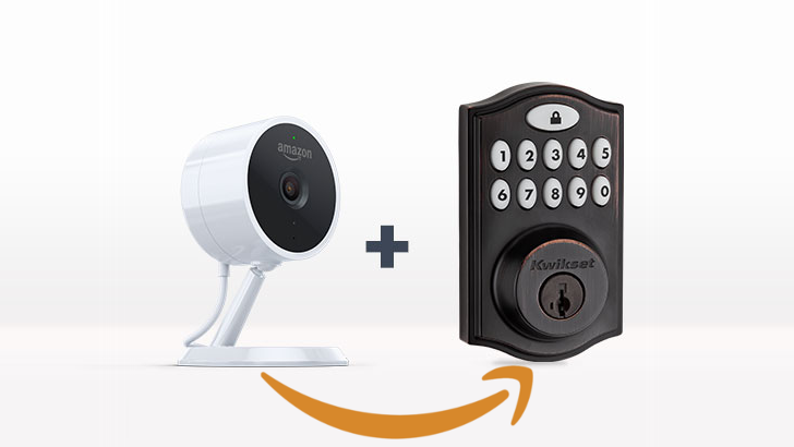 Amazon Key hardware and Cloud Cams are out today, get them here