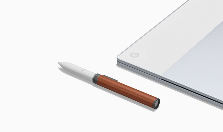 Bellroy's $29 leather-clad Pixelbook Pen Clip just popped up on the Google Store