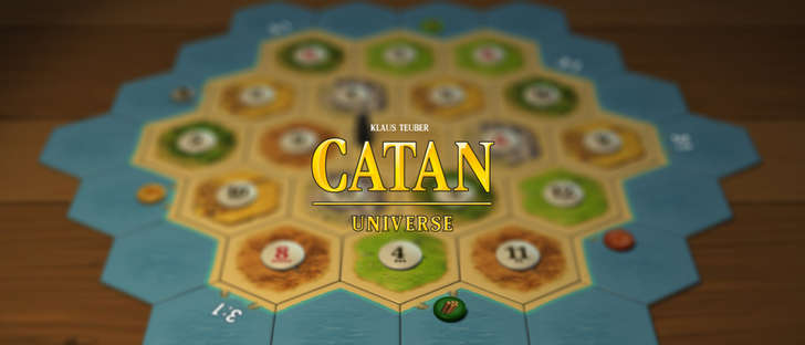 Play Catan online and cross-platform with USM's recently released Catan Universe