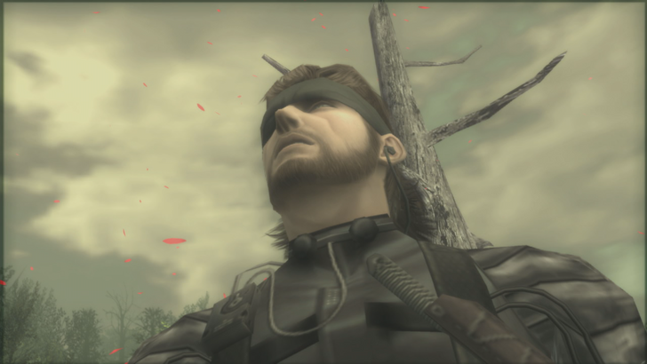 Metal Gear Solid 3: Snake Eater HD is out for the Nvidia SHIELD TV, and it's still just as great as it ever was
