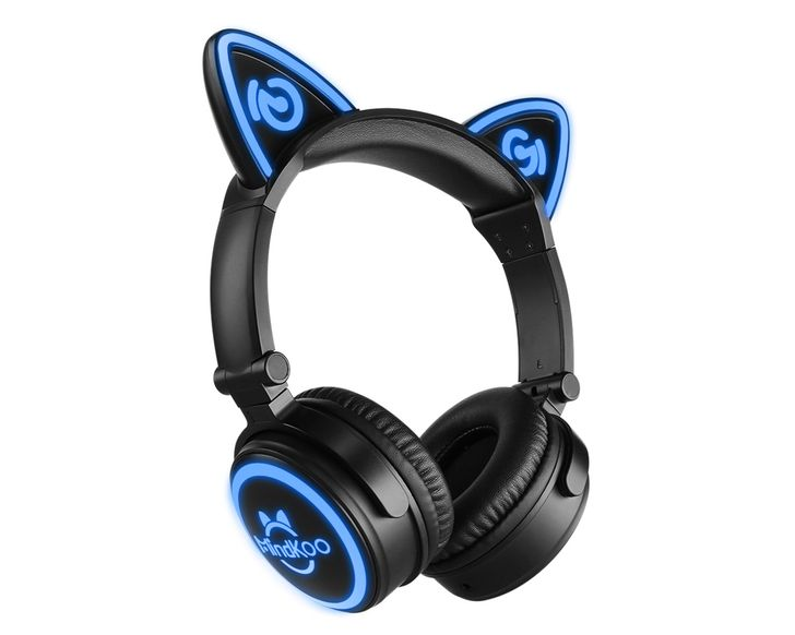 MindKoo Unicat Cat Ear Bluetooth headphones are a fun and inexpensive gift for the kid on your list, take 35% off with our exclusive coupon [Sponsored Post]
