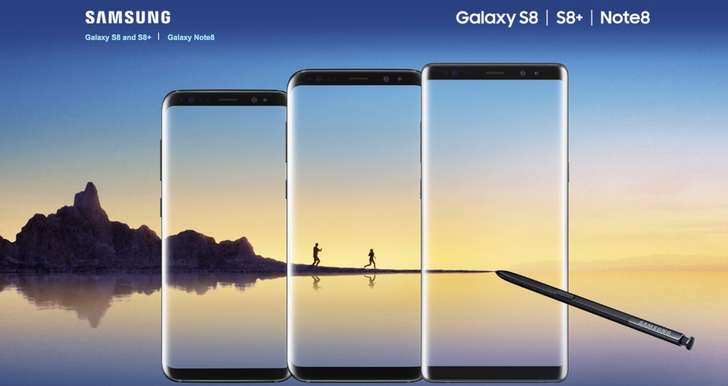 [Deal Alert] Get $350 off Sprint and Verizon Galaxy Note8, S8, and S8+ over 24 months at Best Buy