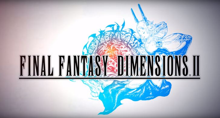 Square Enix has released 'Final Fantasy Dimensions II,' a free-to-play RPG that has gone premium