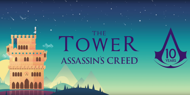 Ketchapp has taken The Tower and slapped an Assassin's Creed skin on it