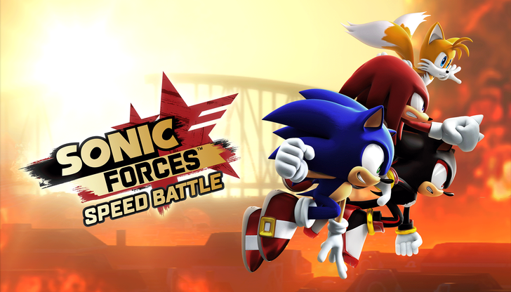 Sonic Forces: Speed Battle is now live worldwide on the Google Play Store