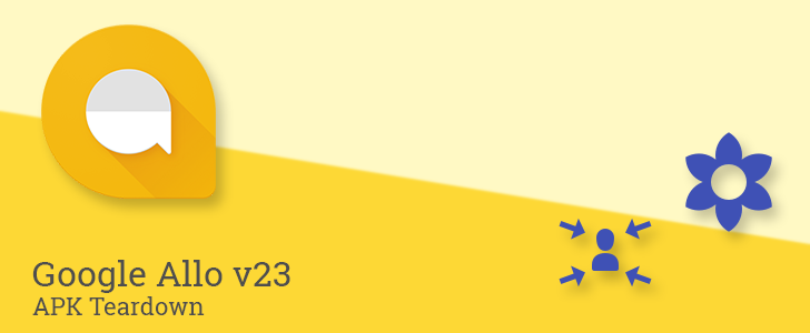 Allo v23 prepares to display vCard details and add a new attachment type, may be launching audio message transcriptions and camera effects soon [APK Teardown]
