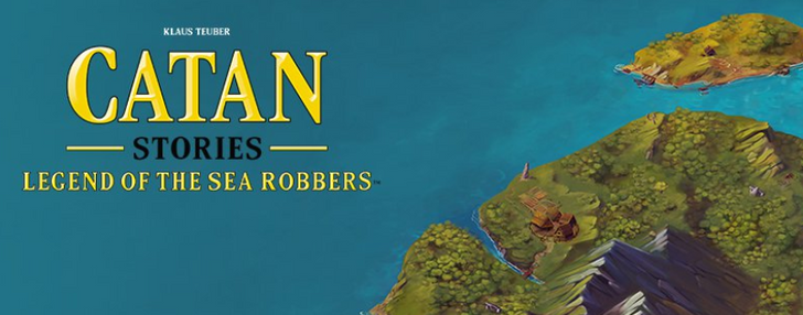 Asmodee Digital's Catan Stories: Legend of the Sea Robbers has landed on the Play Store
