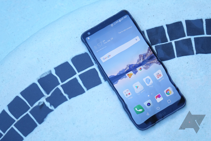 Android 8.0 Oreo rolls out to the LG G6 on T-Mobile
