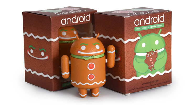 [Update: Available now] 'Ginger Gene' Android figure from Dead Zebra will be released tomorrow