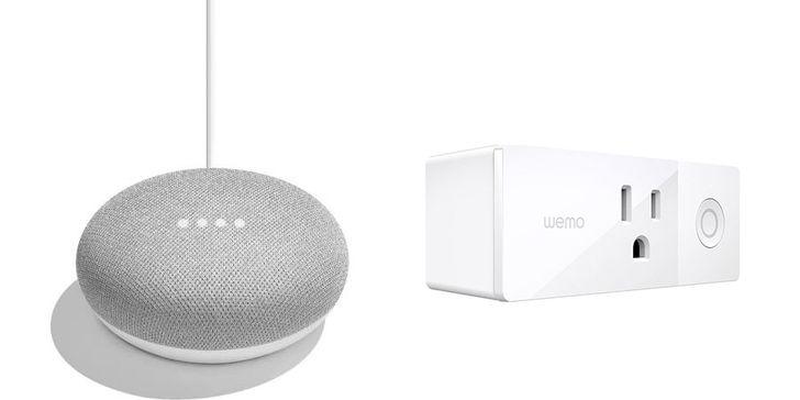 [Deal Alert] Google Home Mini and Wemo plug bundle on sale for $43.99 at Target ($40 off)
