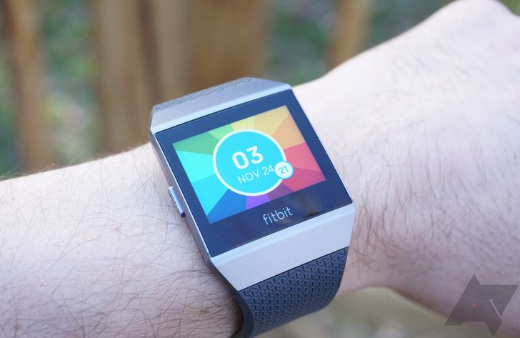 First Fitbit OS update on Ionic adds new apps, more than 100 watch faces, and more