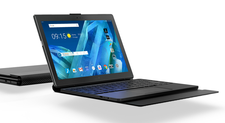 Motorola (sort of) returns to the tablet market with the AT&T 'Moto Tab'