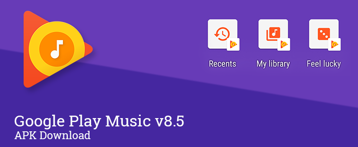 Play Music v8.5 drops 2 MB of dead weight by unbundling Wear app and fixes app shortcut adaptive icons [APK Teardown]