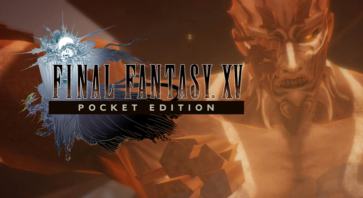 [Update: Possibly coming to Android on Feb. 9th] Final Fantasy XV Pocket Edition is available for pre-registration right now
