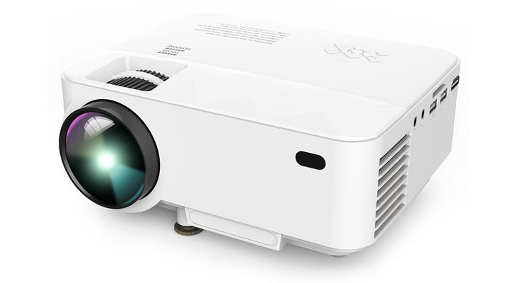 [Update: Winners] Giveaway: Win one of six DB Power T21 portable projectors [US]