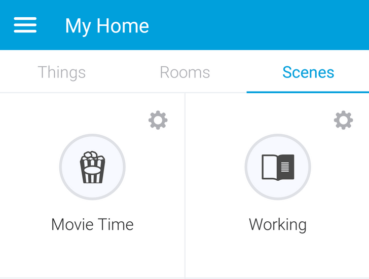 [Update: Details on lock codes] SmartThings app adds Scenes, fingerprint authentication, visitor lock codes, and more