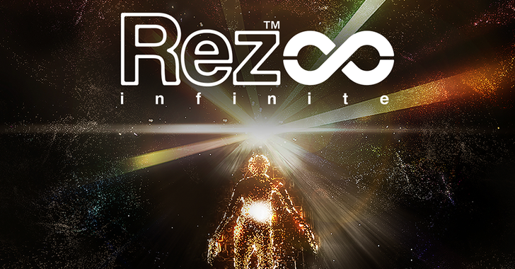 Rez Infinite is out for Android, but it's Daydream only
