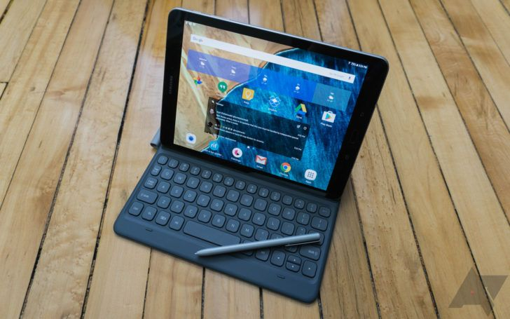 Samsung Galaxy Tab S3 gets Android 8.0 Oreo OTA in the UK