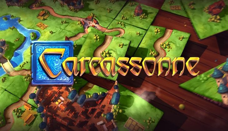 Asmodee Digital has released 'Carcassonne – Tiles & Tactics,' complete with asynchronous online multiplayer