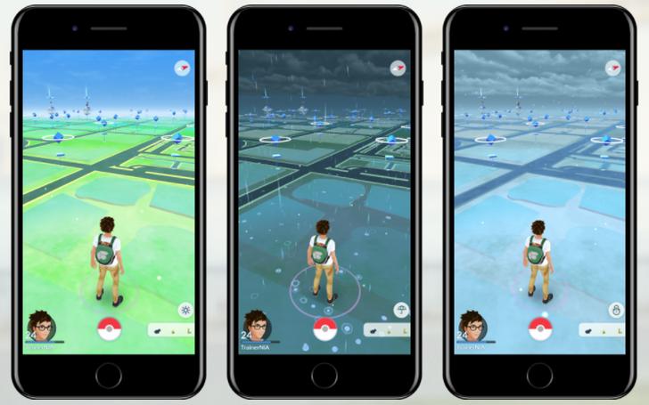 Pokémon GO is getting dynamic weather and gen 3 Pokémon [APK Download]