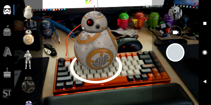 Google's AR Stickers are rolling out to Pixel devices [APK Download]