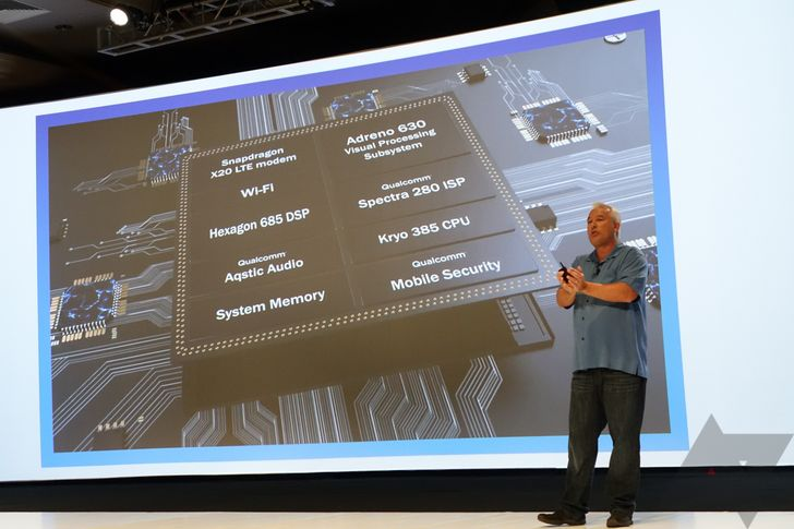 Snapdragon 845 detailed: New GPU and CPU, 30% faster graphics, 30% more efficient