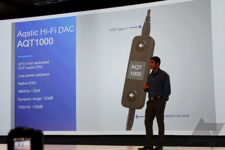 Qualcomm wants to make headphone dongles sound better by giving them Hi-Fi DACs