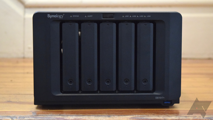 The easiest way to mount your Synology NAS on your Chromebook