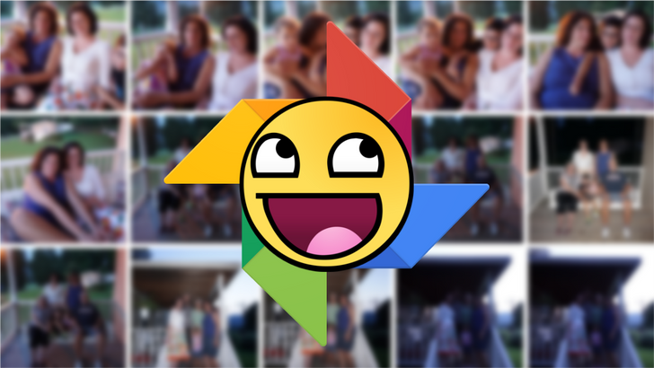 Happy fourth birthday, Google Photos
