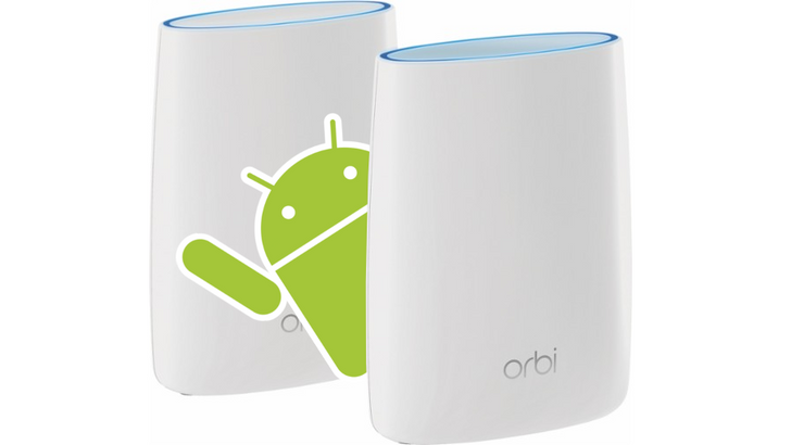 Android 8 Oreo may be causing Wi-Fi connection problems for some with mesh routers like Netgear's Orbi