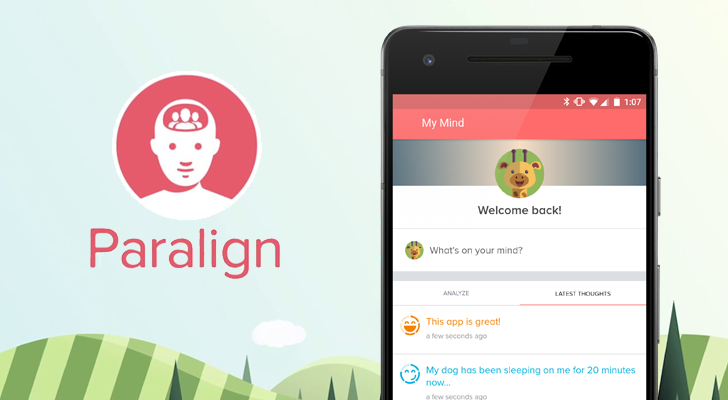 Paralign is an intelligent, data-driven and personalized well-being platform [Sponsored Post]