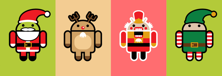 15 Christmas-themed Android apps, games, live wallpapers, and watch faces to get you in the holiday spirit