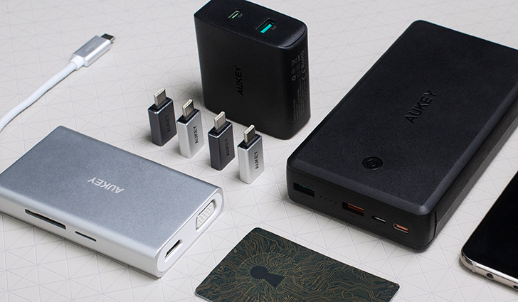 AUKEY has you covered for all things USB Type-C [Sponsored Post]