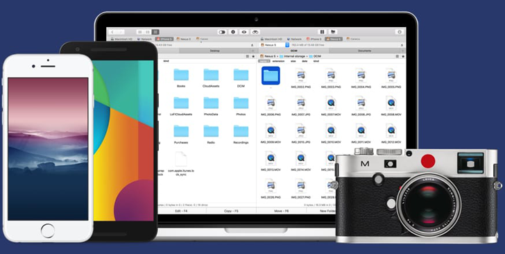 Commander One review: A superior alternative to Android File Transfer on Mac