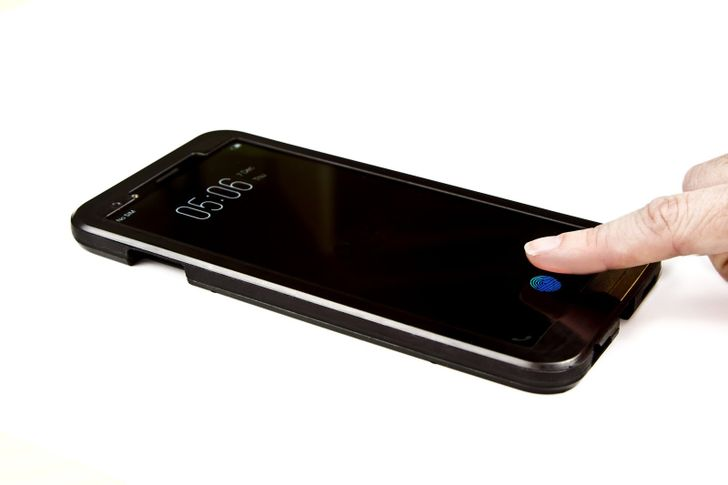 Synaptics announces in-display fingerprint sensor, launching with a 'top 5' smartphone maker