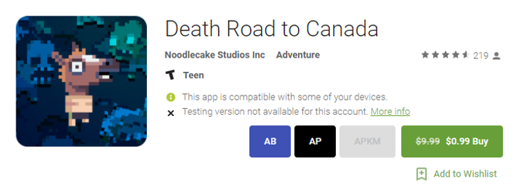 [Deal Alert] Death Road to Canada by Noodlecake Studios is down to just $0.99 ($9 off)
