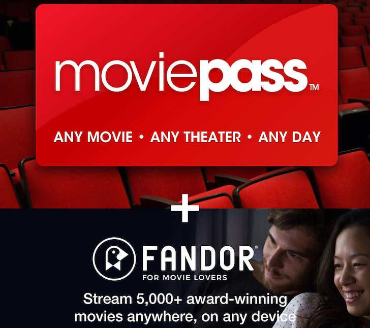 [Deal Alert] Costco offers MoviePass + Fandor 12-month subscription for $89.99 (50% off)