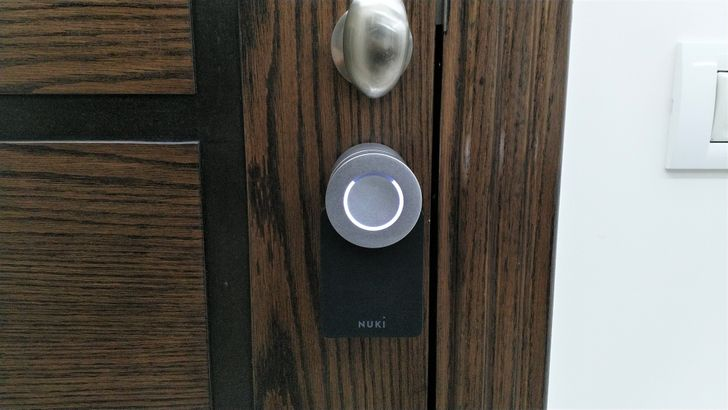 Nuki smart locks drop support for using old Android devices as network hubs
