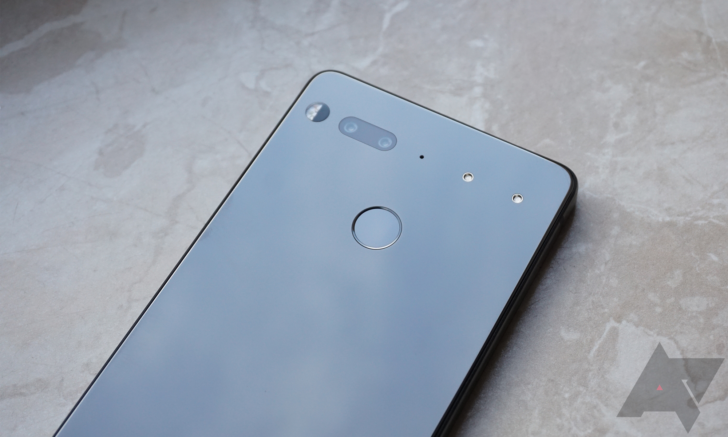 [Update: More details from internal email] Essential reportedly cancels second phone, puts itself up for sale