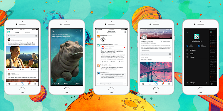 Reddit adds mods tools and improved visual experience in major app update