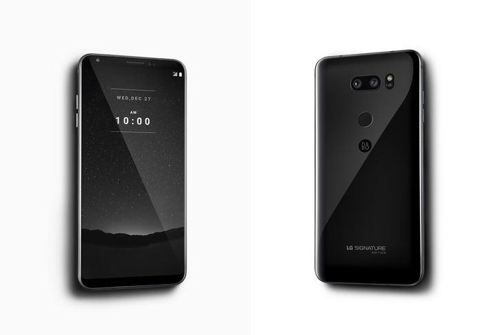 [Deal Alert] Get an LG Signature Edition with a zirconium ceramic back, 256GB of storage, and two pairs of B&O headphones for just ~$1,820 ($1000 extra) in South Korea