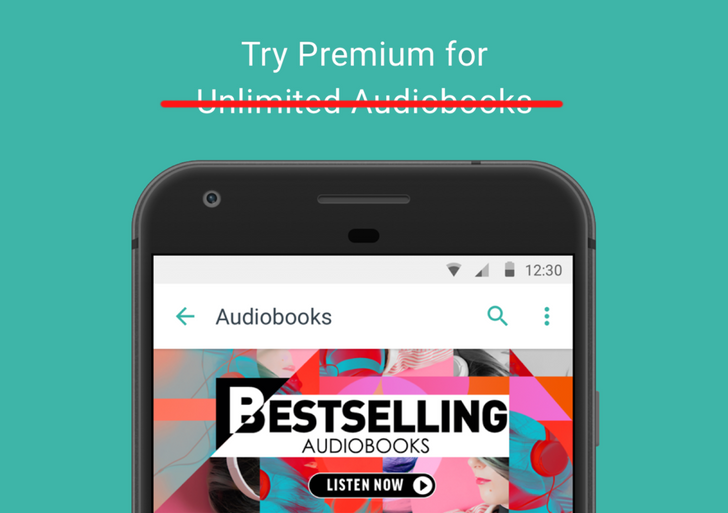 TuneIn drops out of audiobook market effective January 15th