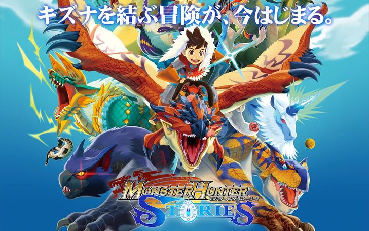 Capcom's 3DS title 'Monster Hunter Stories' has launched for Android in Japan